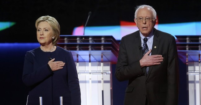 New rancor, tough talk in Clinton-Sanders Democratic debate