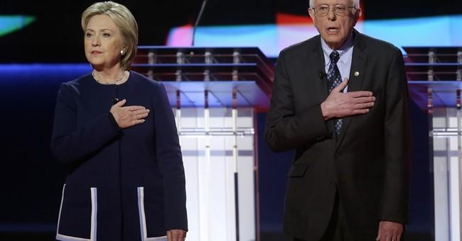 New rancor, tough talk in Clinton-Sanders Democratic debate