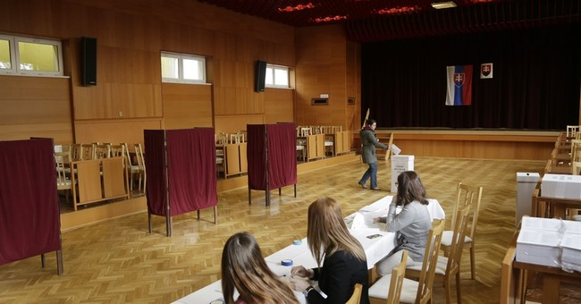 Ruling party wins Slovakia's election, neo-Nazis gain seats