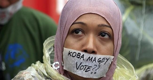 Correction: Maldives-Sliding to Autocracy? story
