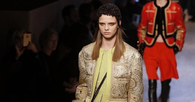 Star-power meets conquistador at Paris Givenchy show