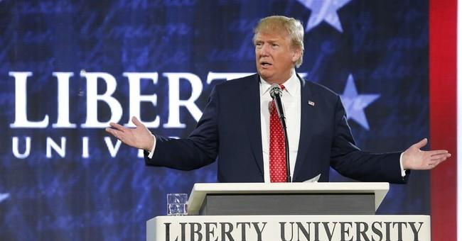 Echoing Republican split, evangelicals divide over Trump