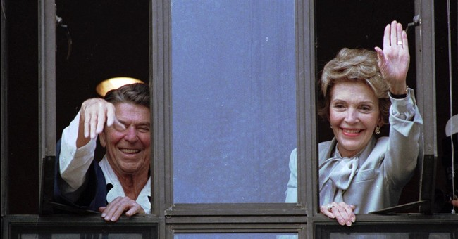 Vignettes from Nancy Reagan's life