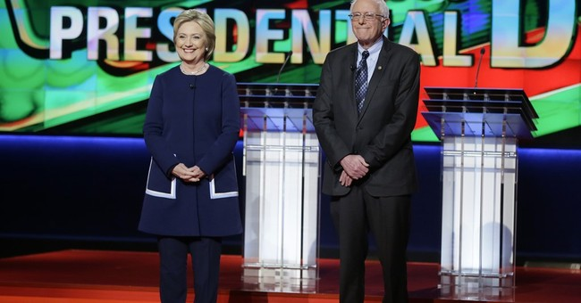 AP FACT CHECK: Misfires on Wall Street, poverty in debate