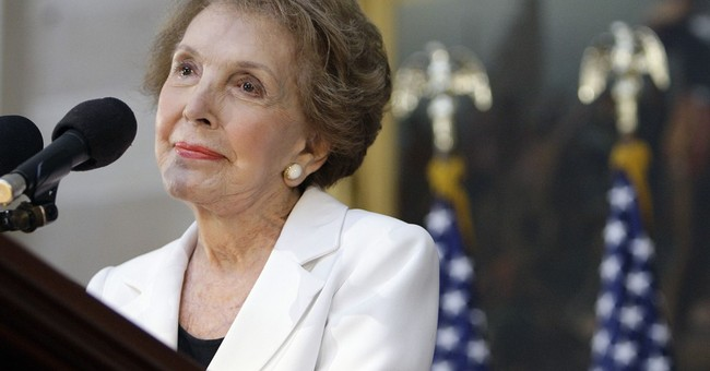 Reaction to death of former first lady Nancy Reagan at 94