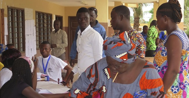 Benin votes for new president among 33 candidates