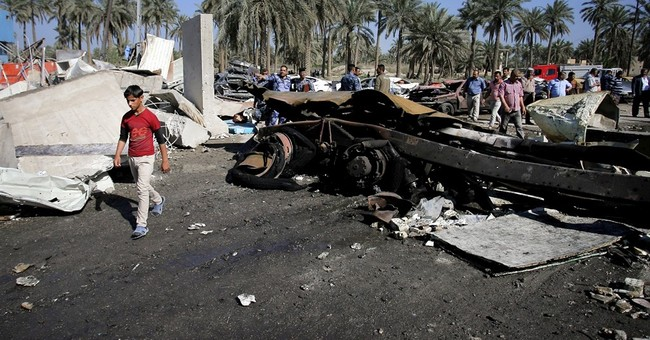Iraq: Death toll from Sunday's suicide attack climbs to 61
