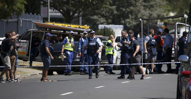 2 dead, 2 injured in shooting at business in western Sydney