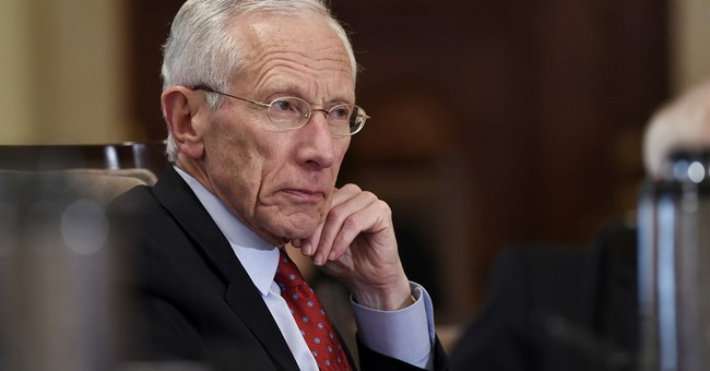 Fed Vice Chair sees hints of too-low inflation moving up