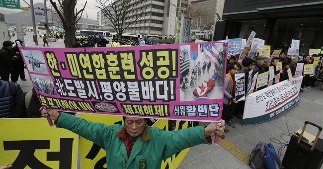 North Korea again threatens nuke strikes on US, South Korea