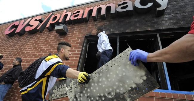 CVS store destroyed during Baltimore riots reopens