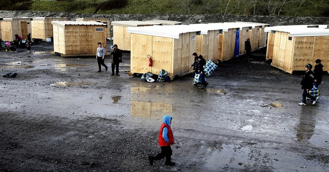 Doctors Without Borders opens first migrant camp in France