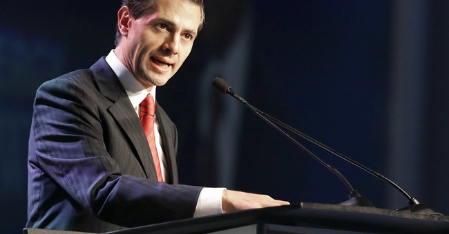 Mexican president: Trump language like that of Hitler