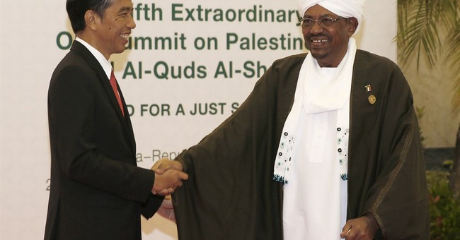 Indonesia defends allowing visit of Sudanese leader