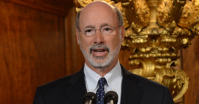 Pennsylvania governor raising minimum wage for state workers