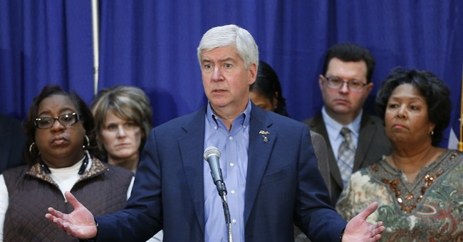 Class action suit filed by residents over Flint water crisis