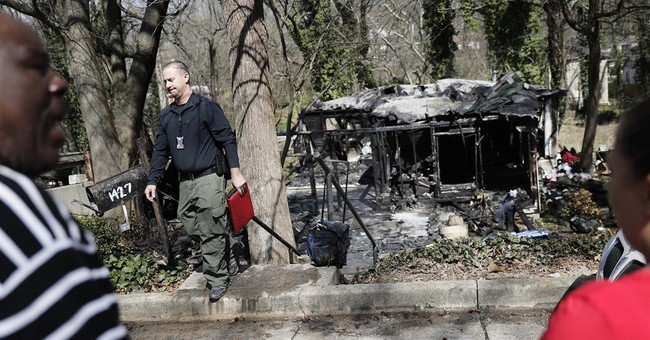 Spokesman: Fire kills 6 people in Atlanta boarding house