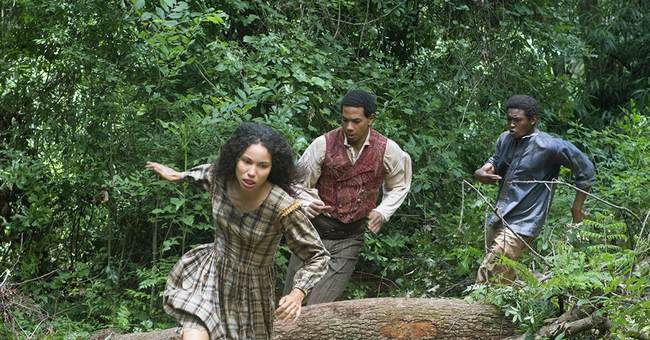 A brave slave odyssey depicted in drama series 'Underground'