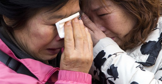 Malaysia Airlines Flight 370 families file lawsuit in China
