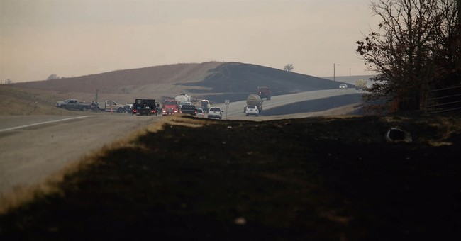 Western Oklahoma dodges bullet with no wildfires
