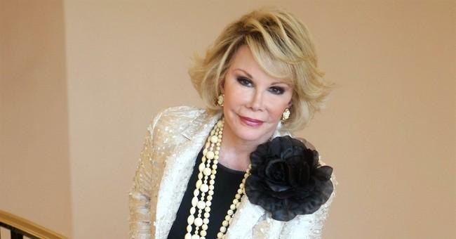 Joan Rivers' art, jewelry, designer gowns hit auction block