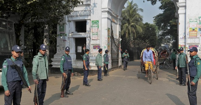 Bangladesh upholds death sentence for Islamist party leader