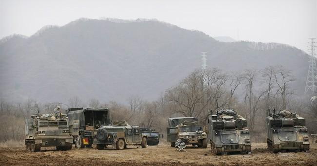 Talk of beheading strike option fans Koreas tension