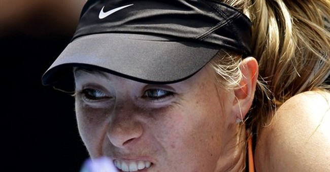Maria Sharapova posts letter to her fans on Facebook page