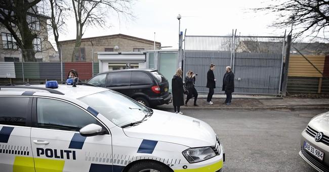 Danish girl accused of plotting attack against Jewish school