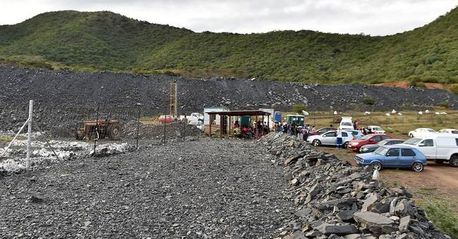 South Africa: Search suspended for 3 trapped in gold mine