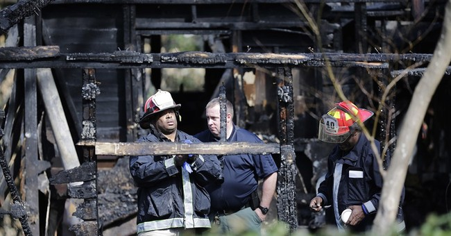 Fire official: Blaze that killed 6 doesn't appear suspicious