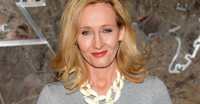 J.K. Rowling launching 4-part series on wizarding school
