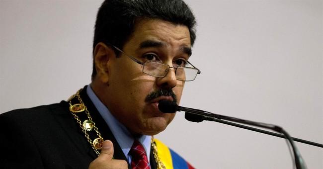 Venezuela withdraws top diplomat in Washington