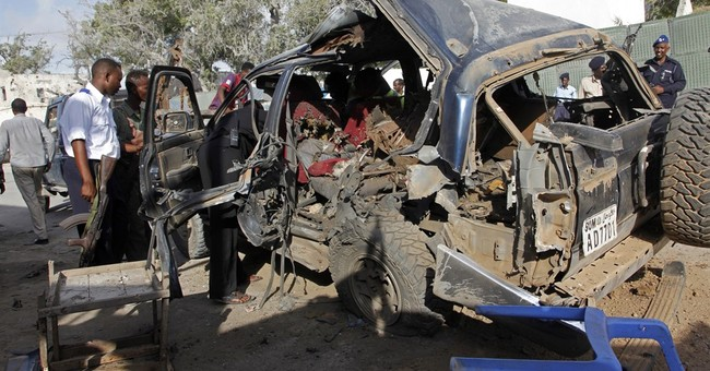 Somali forces kill 10 extremists in Somalia: Officials
