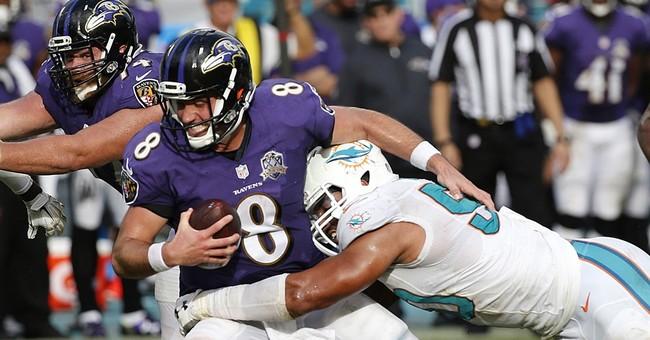 The Latest: Super Bowl champion Broncos on QB search