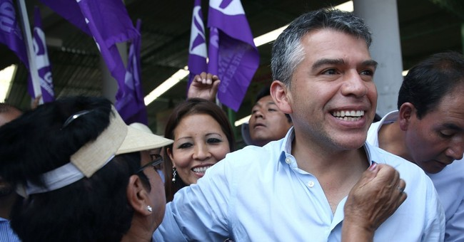 Electoral council strikes No. 2 candidate from Peru race