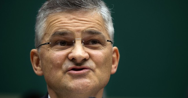 Volkswagen's top US executive out amid emissions scandal