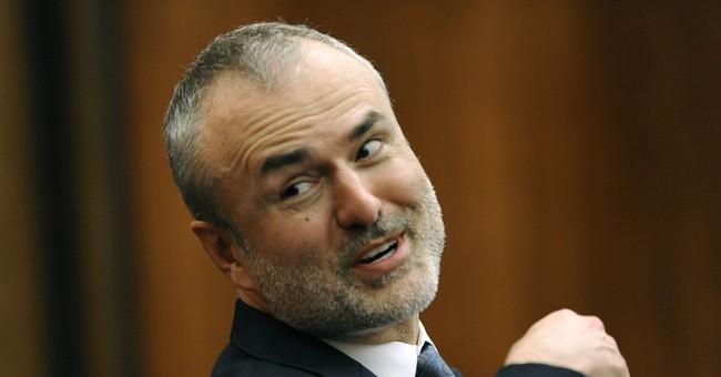 The Latest: Founder of Gawker Media testifies in Hogan case