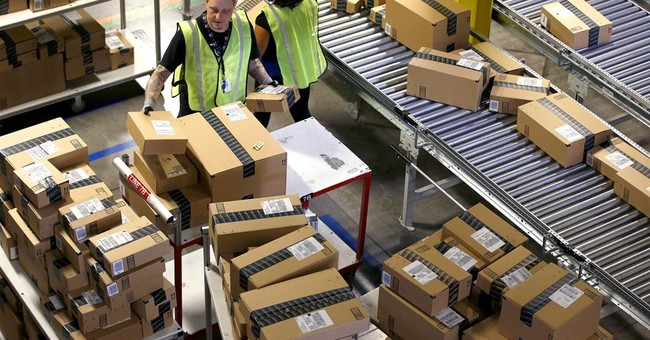 Amazon leases 20 jets to build out logistics network