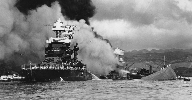 The Latest: Pearl Harbor sailor gets funeral 75 years later