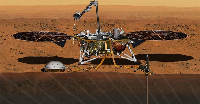 NASA salvages Mars mission that should have launched by now