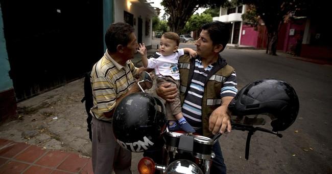 Venezuelans make taxing trek to seek health care in Colombia