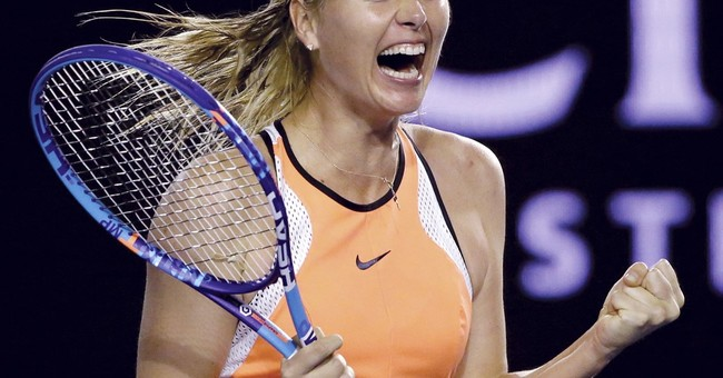 Pound: Sharapova guilty of 'willful negligence' in drug test