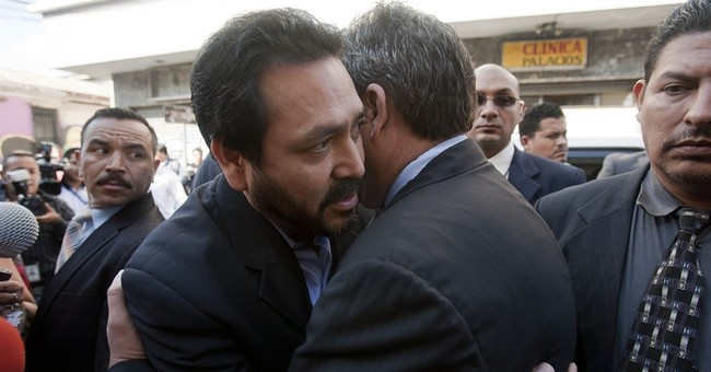 Former legislative leader detained in Guatemala bribe case