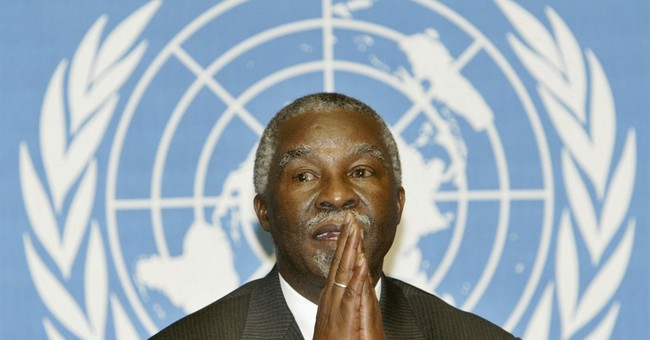 Former South African president criticized for AIDS comments