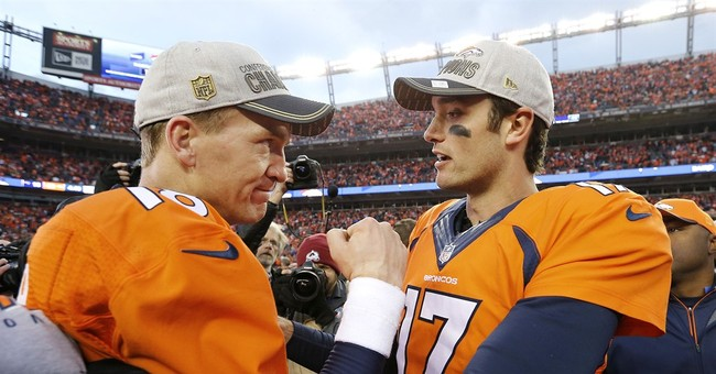 Super Bowl champs find themselves scrambling for a QB