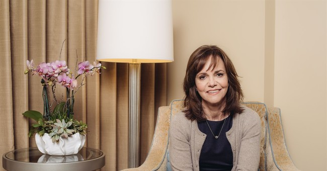 Nearing 70, Sally Field plays a woman still coming of age