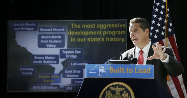 Cuomo announces $1 billion NY convention center expansion