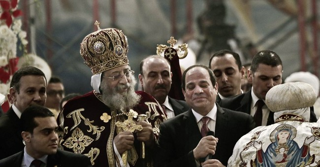 Orthodox faithful mark Christmas with services, celebration