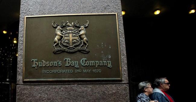 Hudson Bay's online push, snaps up luxury deal site Gilt